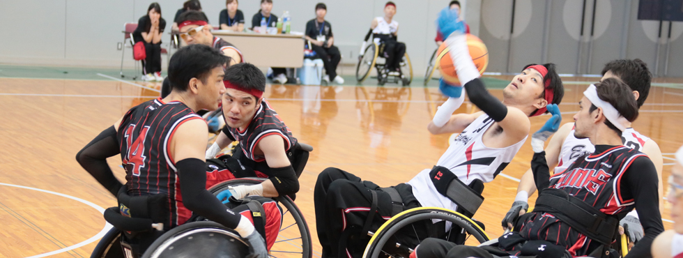 Japan Wheelchair Twin Basketball Federation